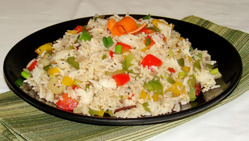 Rice and Pulao